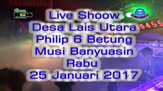 Arsa Live Betung Philip 6 Muba 25 Januari 2017