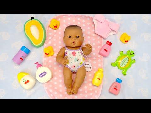 КАК МАМА Мыла Бьянку в Ванне и Укладывала Спать Мультики для детей Куклы Пупсики 108мама тв