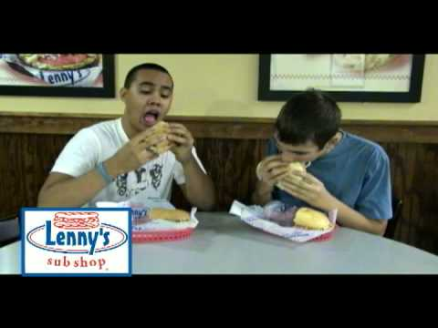 Lenny's Subshop Commercial Winter 2008