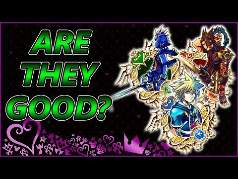 Are Stained Glass Medals Worth It? ~ KH Union χ[Cross]
