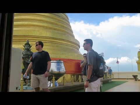 Golden Mountain, Bangkok, Thaïlande