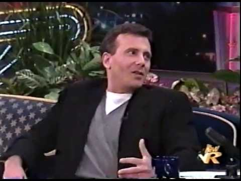 PAUL REISER HAS FUN WITH JAY LENO