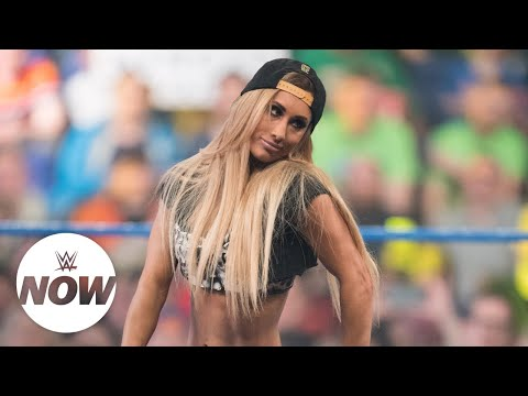 Carmella got trapped in her hotel room: WWE Now