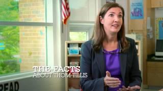 Thom Tillis – Terrible for Education in North Carolina