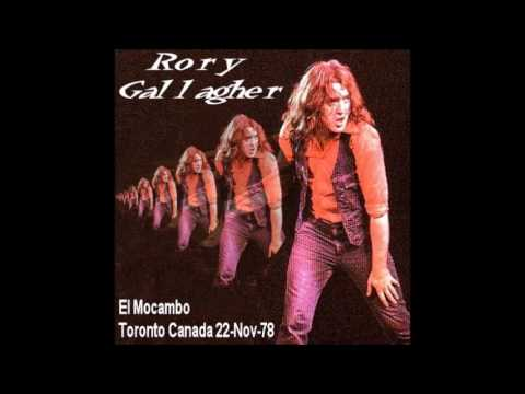 Rory Gallagher - Toronto 1978