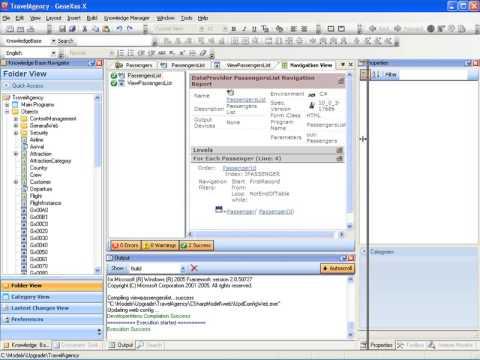 2-Cómo programar un Data Provider que cargue en un SDT colección  una lista.