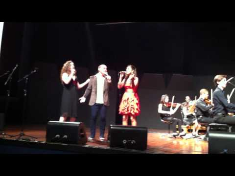40 anos Orquestra Jovem Tom Jobim - Luciane Valle  Paulo Neto  Andrezza Santos
