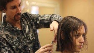 Long To Short Layered Bob Hairstyles ✂ Short Choppy Bob ✂ Medium Length Hair Tutorial