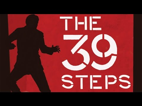 Let's Play The 39 Steps Part 1