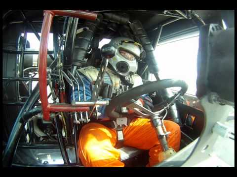 2011 Shockwave Jet Truck On The Inside Capitol Air Show