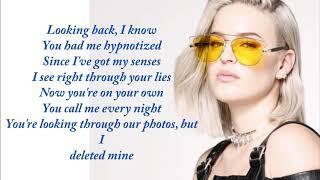 Clean Bandit - Should've Known Better (feat. Anne-Marie) (Lyrics)