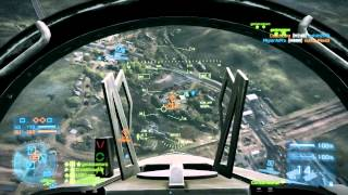 BF3 - Flying vs #1 Pilot in the World!