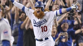 Justin Turner Ultimate 2017 Highlights