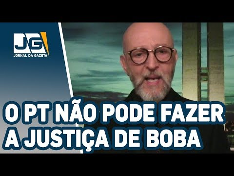 Josias de Souza/O PT não pode fazer a Justiça de boba