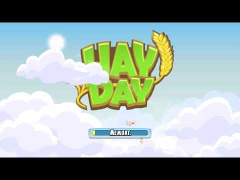 Hay Day Exciting games farms and plantations