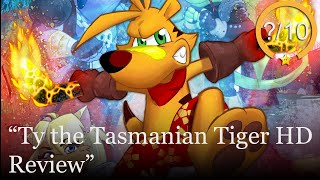 TY the Tasmanian Tiger HD Review [PS4 & Switch] (Video Game Video Review)