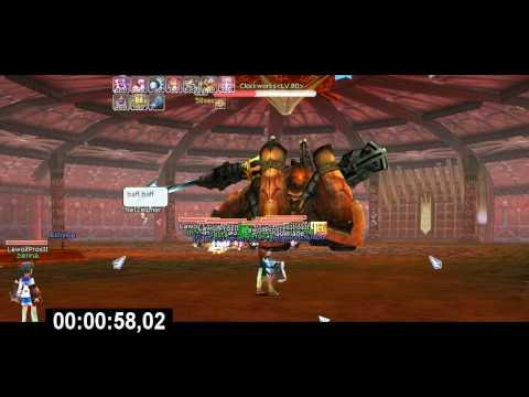 FlyFF: Boss Monster In Town | FunnyCat TV