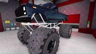 Novo Monster Truck! (Roblox Vehicle Simulator)