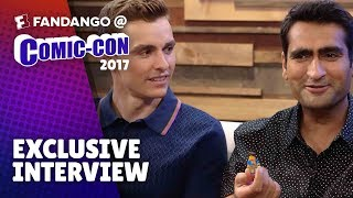 Which 'LEGO Ninjago' Cast Member Has the Best Maniacal Laugh?  | Comic-Con 2017 thumbnail