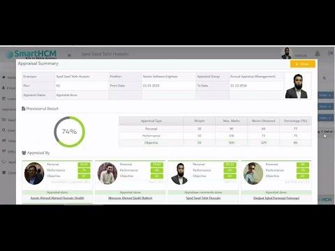 SmartHCM 360° Interactive Appraisal Webinar