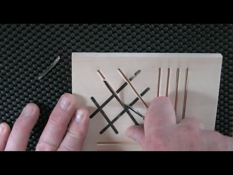 Carving straight lines is easy after watching this!