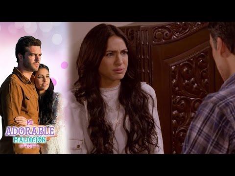 ¡Rafael le hace una propuesta a Aurora! | Mi adorable maldición - Televisa