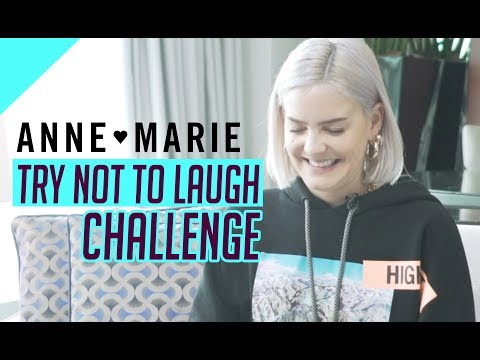 Anne-Marie: Try not to laugh challenge  6CAST  2