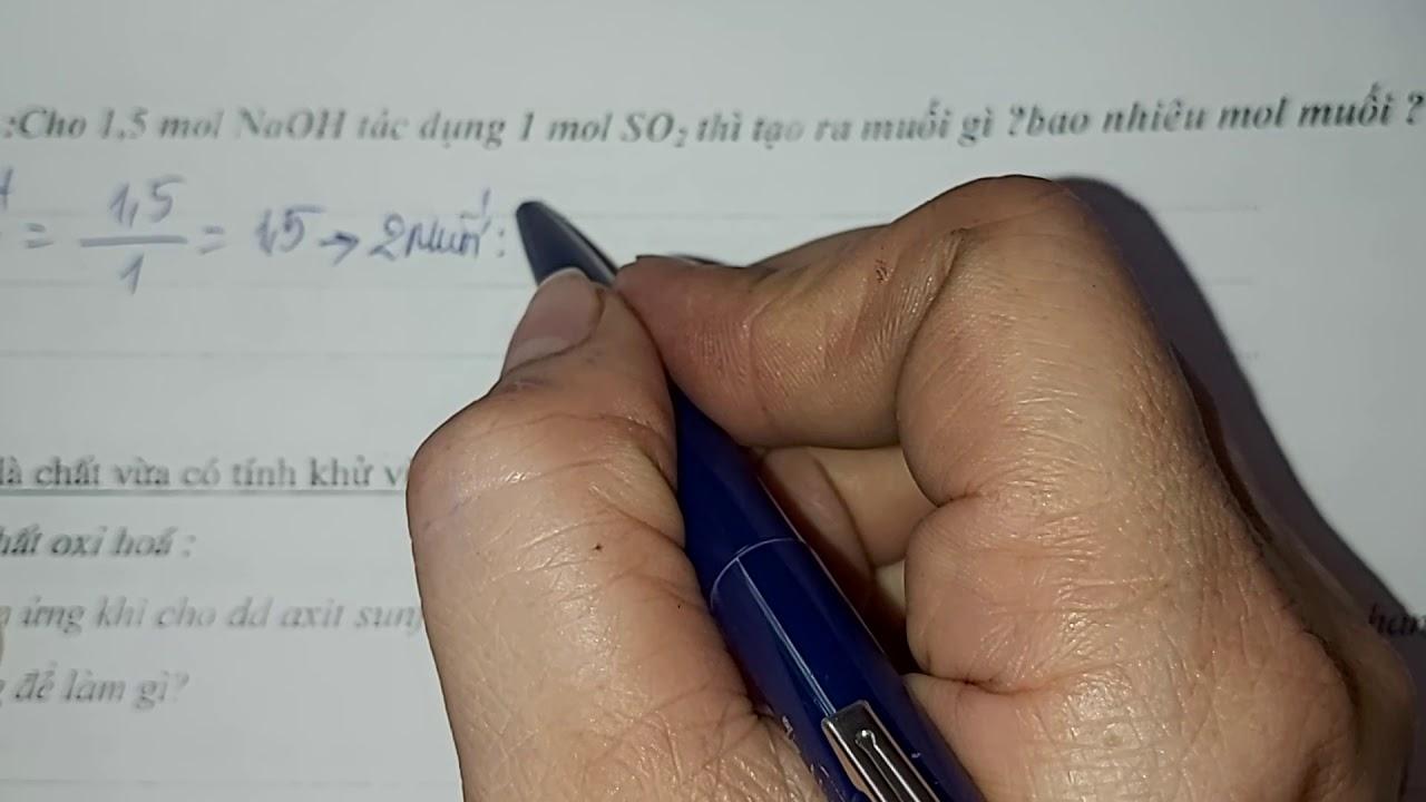 Hóa lớp10: bài LƯU HUỲNH ĐIOXIT,LƯU HUỲNH TRIOXIT