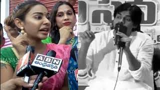 This Is The Best Answer To Sri Reddy From Pawan...