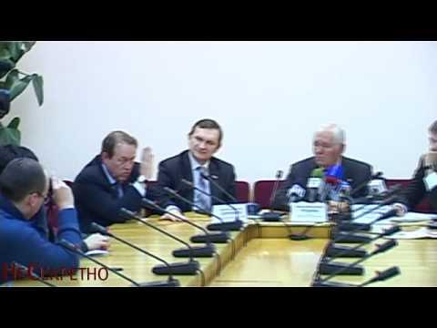 Суханов публично раскритиковал министра Тришкина