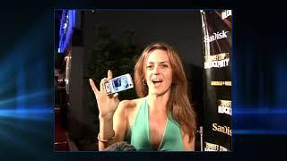 GEORGIA CASSIMATIS CELEBRITY INTERVIEWS