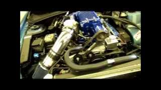 """Borelli Motor Sports: """"Monster"""" Supercharged  LS1 GTO"""