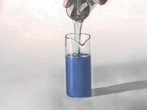 Реакція гліцерину з гідроксидом міді фото