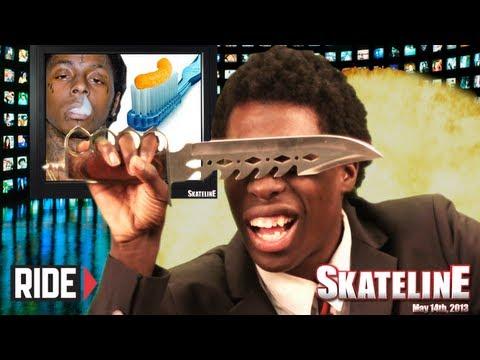 SKATELINE - Peter Hewitt, Sexy Skate Girl,...