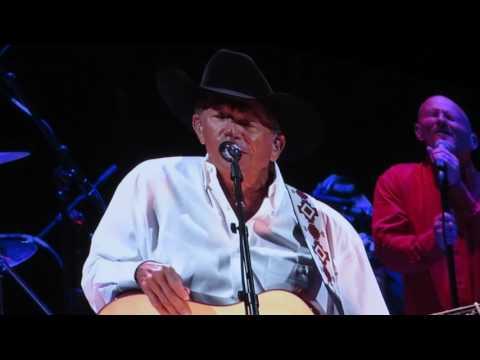 George Strait - If I Know Me/2017/Las Vegas, NV/T-Mobile Arena