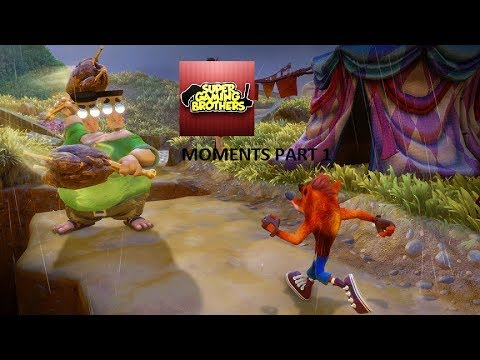 Best of SGB Plays: Crash Bandicoot N.Sane Trilogy (Crash Bandicoot Warped) - Part 1
