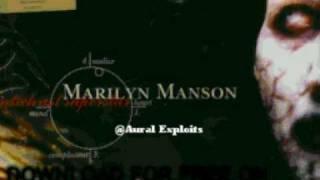 Marilyn Manson Cryptorchid Antichrist Superstar