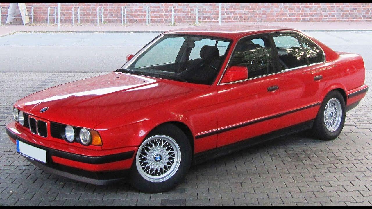 BMW E34 Acceleration - 1.8 vs 2.0 vs 2.5 vs 3.0 vs 3.5 vs 4.0 vs 3.6 M5 - With sound comparison