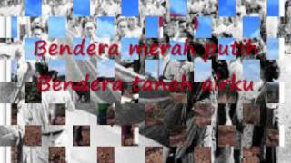 Lagu Perjuangan / Lagu Wajib - Bendera Merah Putih (lirik) (SMA N 1 DEMAK)