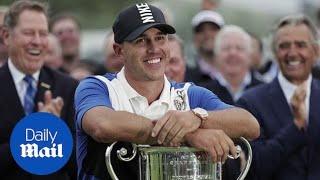 Brooks Koepka talks about winning 2019 PGA Championship