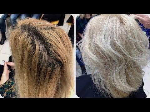 Осветление волос БЕЗ ОБЕСЦВЕЧИВАНИЯ