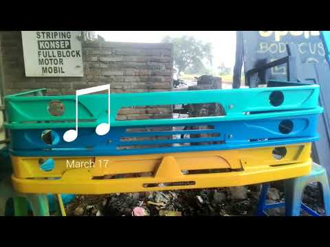 BEMPER VARIASI L300 PICK UP