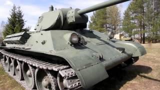 Военно - историческая экспозиция ПЛАЦДАРМ 2015 видео(Экспозиция на Невском пятачке открыта с 4 по 10 мая На площадке выставлены подлинные образцы военной техники., 2015-05-05T18:34:17.000Z)