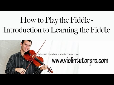 an introduction to the history of the fiddle These inexpensive cds give an introduction to the music of and the history of music a slight detour to visit the home of the fiddle-making dynasties.
