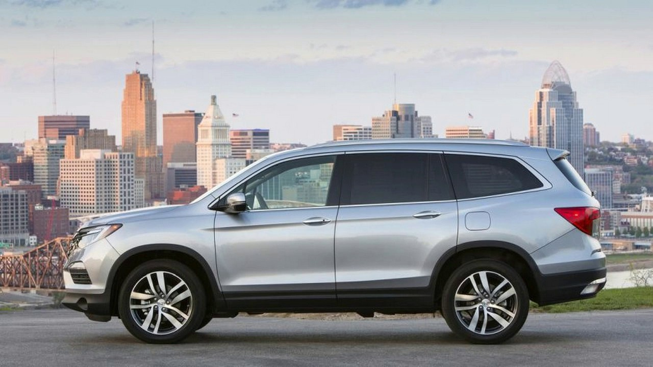 2018 Honda Pilot Redesign Youtube