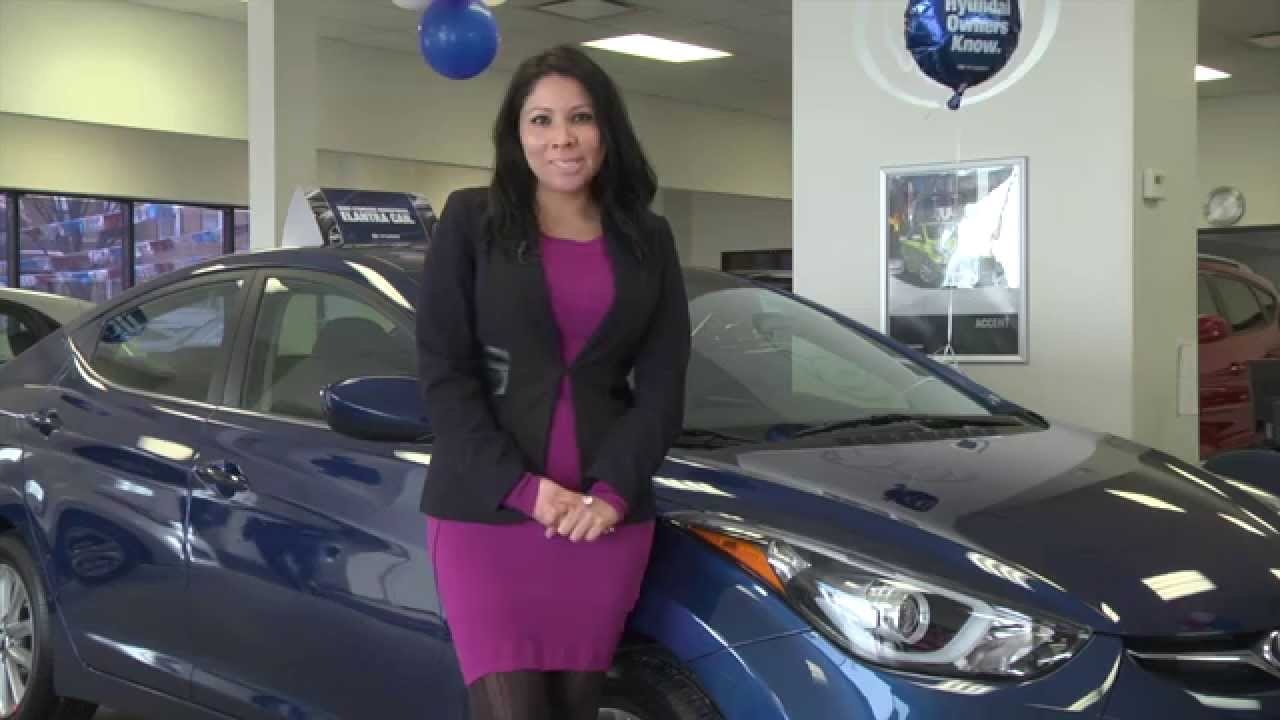 Hyundai Long Island City >> Habla Espanol Claudia Hyundai Of Long Island City Queens New York
