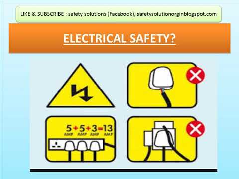 electrical-safety:-definition