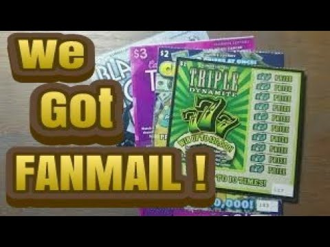 Profit for Mike or Mac? Fanmail from the Land of Lincoln. Illinois lottery scratch tickets.