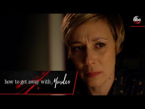 Season 5 Episode 10 Ending - How To Get Away With Murder