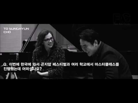Interview with Andrea Lieberknecht and Sunghyun Cho